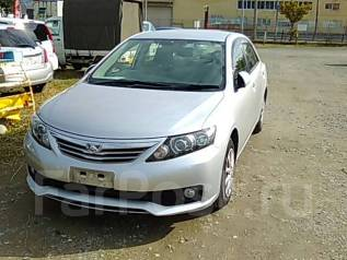 Toyota Allion. вариатор, 4wd, 1.8, бензин, 94 тыс. км, б/п. Под заказ