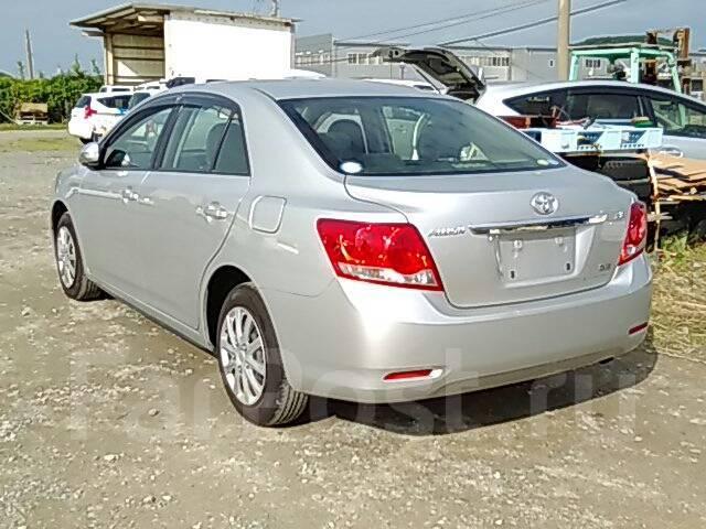 Toyota Allion. вариатор, 4wd, 1.8, бензин, 94тыс. км, б/п. Под заказ