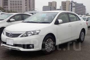 Toyota Allion. вариатор, передний, 2.0 (131л.с.), бензин, 92тыс. км, б/п. Под заказ