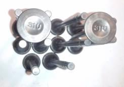 Клапан выпускной. Nissan Cefiro, A32, WA32 Nissan Presage Nissan Bassara Nissan Maxima, A32 Infiniti I30 Двигатель VQ20DE
