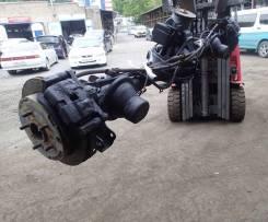Мост. Mazda MPV, LVLR Двигатель WLT