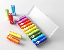 Батареи.
