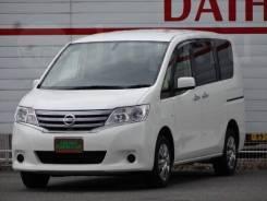 Nissan Serena. автомат, 4wd, 2.0, бензин, б/п. Под заказ
