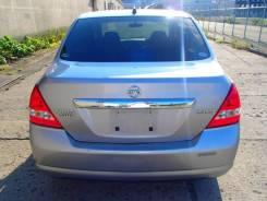 Крышка багажника. Nissan Tiida Latio, SNC11 Двигатель HR15DE