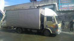 Tata. Тата фургон, 5 675 куб. см., 5 000 кг.