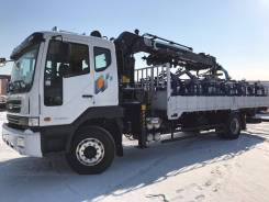 Daewoo Novus. 8 тонн c КМУ 190+ БУР 2014год, 7 640 куб. см., 8 000 кг.