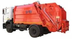 Коммаш КО-456-10. Продается мусоровоз ко-456-10 на шасси маз 4380р2, 6 000 куб. см.