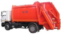 Коммаш КО-427-73. Продается мусоровоз ко-427-73 на шасси маз 5340в2, 8 200 куб. см.