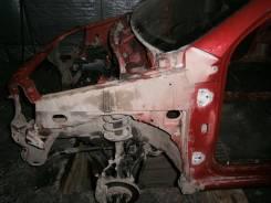 Лонжерон передний правый 2005-2011 Chevrolet Aveo T250 2005-2011 Контрактное Б/У 96648127