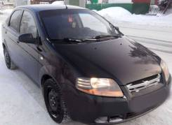Chevrolet Aveo. T200, F14S3