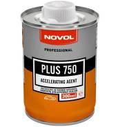 Ускоритель NOVOL PLUS 750 для грунтов и лаков 0,3л.