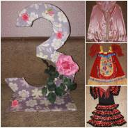 Прокат новогодних костюмов и праздничных платьев