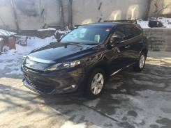 Toyota Harrier. вариатор, 4wd, 2.0, бензин, 25 085 тыс. км, б/п. Под заказ