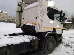 Scania. Седельный тягач Скания Р 340, 2007г, 2 000 куб. см., 11 000 кг.