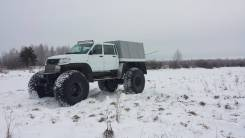 ГазСтройМашина СКБ-600. Продам снегоболотоход СКБ-600, 2 000 куб. см., 500 кг.