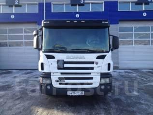 Scania P340. , 10 600 куб. см., 18 000 кг.