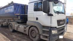 MAN TGS 19.400. Тягач 2012г., 11 000 куб. см., 20 000 кг.