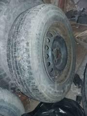 Bridgestone Blizzak W965. Зимние, износ: 40%, 4 шт