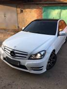Mercedes-Benz C-Class. ПТС mercedes benz c-class 2012г