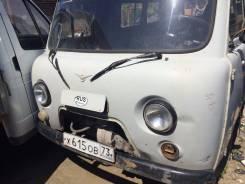 УАЗ 396259. Продается а/м УАЗ-396259 в Тольятти, 2 890 куб. см., 2 720 кг.
