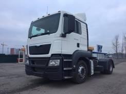 MAN TGS 19.400. 4х2 грузовой седельный тягач, 10 518 куб. см., 10 750 кг.