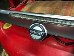 Обвес кузова аэродинамический. Nissan Teana