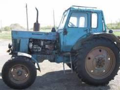 МТЗ 82. Колесный трактор