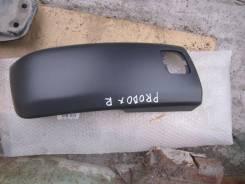 Накладка на бампер. Toyota Probox, NCP50, NCP50V