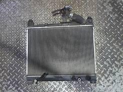 Радиатор охлаждения двигателя. Toyota: Echo, Yaris, Probox, Succeed, Vitz, Echo Verso, Yaris Verso Двигатели: 2NZFE, 1NZFE