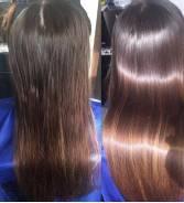 Кератиновое выпрямление , Ботокс волос