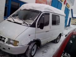 ГАЗ 2752. Соболь фургон., 2 134 куб. см., 7 мест