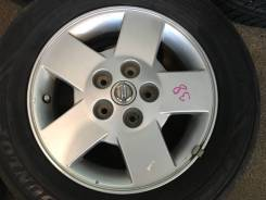 Nissan. 5.5x15, 5x114.30, ET45, ЦО 70,0мм. Под заказ