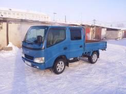 Toyota Dyna. Продаётся грузовик , 2 500 куб. см., 1 000 кг.