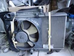 Радиатор охлаждения двигателя. Toyota Curren, ST206, ST207, ST208 Двигатели: 3SGE, 3SFE, 4SFE