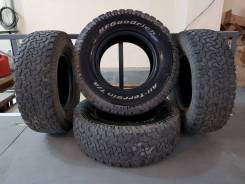BFGoodrich All-Terrain T/A. Грязь AT, 2012 год, износ: 50%, 4 шт