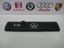 Крышка двигателя. Volkswagen Polo, 614, 612 Volkswagen Jetta, AV3, AV2 Двигатели: CZCA, BTS, GT, CWVB, CLSA, CNFB, CFNA, CWVA, CFNB, CLRA, CZDA, BGU...