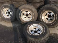 Продам Комплект колёс Raguna+шины BFGoodrich All-Terrain T/A. 9.75x16.5 6x139.70 ET-25 ЦО 111,0мм.