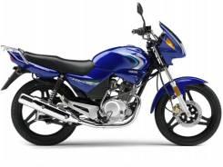 Yamaha YBR 125. 125 куб. см., неисправен, без птс, с пробегом