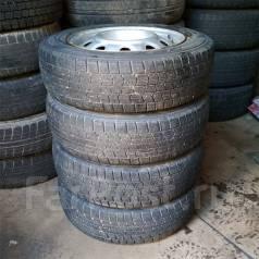 Колеса с зимними шинами 165/70 R14 Dunlop DSX-2. 5.0x14 4x100.00