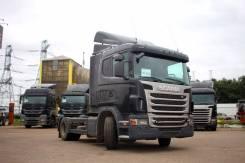 Scania G400. , 12 740 куб. см., 11 400 кг.