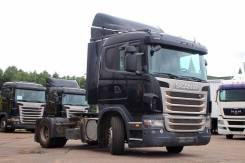 Scania G380. , 11 705 куб. см., 13 100 кг.