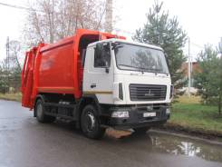Коммаш КО-427-73. Продаю мусоровоз с порталом МАЗ, 7 800куб. см.