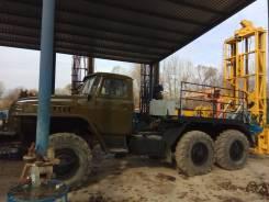 Урал 4320. Продается буровая установка ЛБУ 50 на базе Урала, 3 000куб. см., 2 000кг.