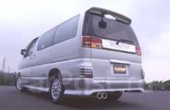 Автоцистерна. Nissan Elgrand, ALE50, ALWE50