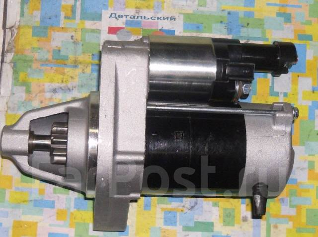 Стартер. Honda: Acty Truck, Accord, Odyssey, CR-V, Element, Accord Tourer, Stream, Civic Acura TSX Acura CL Двигатели: 20T2N, 20T2N14N, 20T2N15N, 20TN...