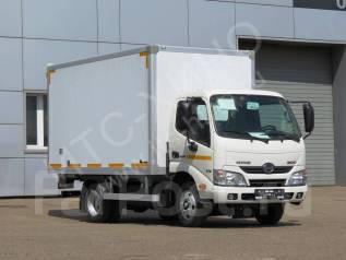 Hino 300. 2017 Изотермический фургон 20 куб. м., 4 009 куб. см., 2 900 кг. Под заказ
