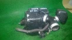 Корпус воздушного фильтра. Daihatsu Move, L600S Двигатель EFZL