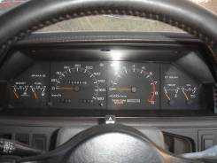 Панель приборов. Nissan Bluebird