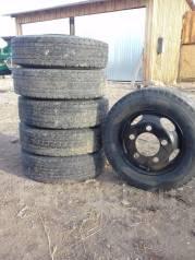 Bridgestone V-steel. Летние, 2007 год, износ: 50%, 6 шт