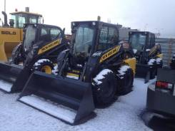 New Holland L218. Мини-погрузчик , 2 200 куб. см., 820 кг.